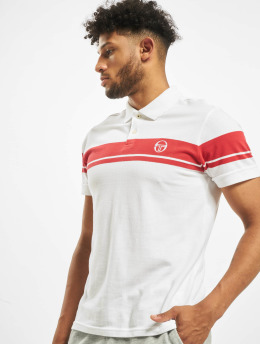 Sergio Tacchini Poloshirt Young Line weiß