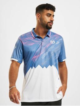 Sergio Tacchini Poloshirts Liquify Polo  blå