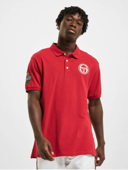 Sergio Tacchini Poloshirts Frisco Mc Staff Polo rød