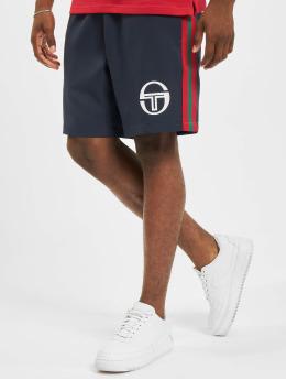 Sergio Tacchini Shorts Figure Jr Mc Staff  blau