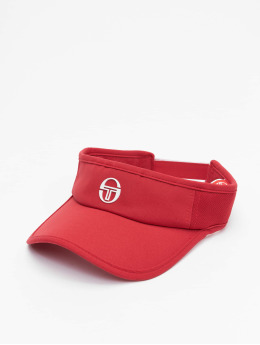 Sergio Tacchini snapback cap Pro  rood