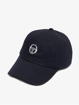 Sergio Tacchini Snapback Caps Chang niebieski