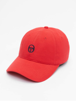 Sergio Tacchini Snapback Caps Drake  punainen