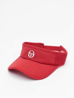 Sergio Tacchini Snapback Caps Pro  red
