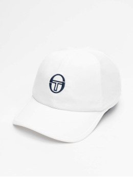 Sergio Tacchini Snapback Caps Pro valkoinen