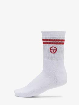Sergio Tacchini Socken Supermac  weiß