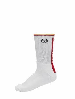Sergio Tacchini Socken Clips weiß