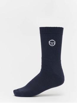 Sergio Tacchini Socks Logo  blue
