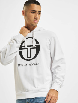 Sergio Tacchini Sweat capuche Comma blanc