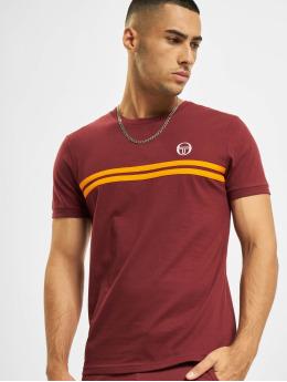 Sergio Tacchini T-paidat Supermac 3 Archivio punainen