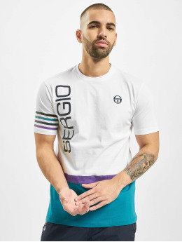 Sergio Tacchini T-Shirt Dennis  blanc