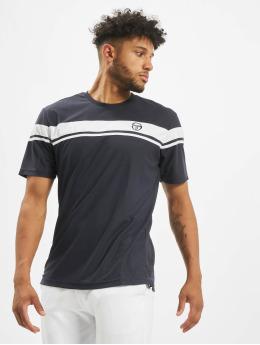Sergio Tacchini T-Shirt Young Line Pro blau