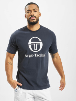 Sergio Tacchini T-Shirt Chiko blau