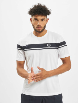 Sergio Tacchini T-Shirt Young Line Pro weiß