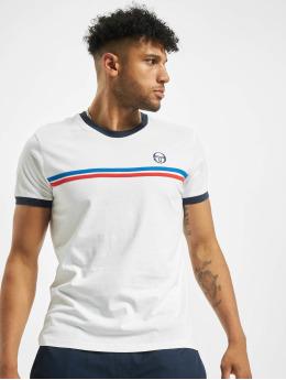 Sergio Tacchini T-Shirt Supermac 3 weiß