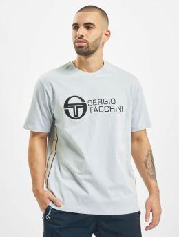 Sergio Tacchini T-skjorter Detroit blå
