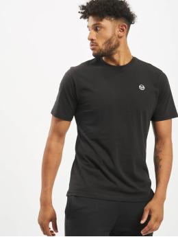 Sergio Tacchini T-skjorter Diaocco 017 svart