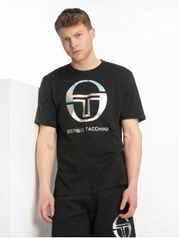 Sergio Tacchini T-skjorter Iberis svart