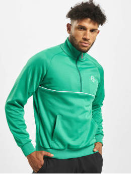 Orion Track Top Bean Green/White