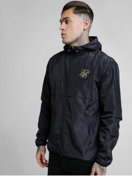 Sik Silk Демисезонная куртка Windrunner  черный