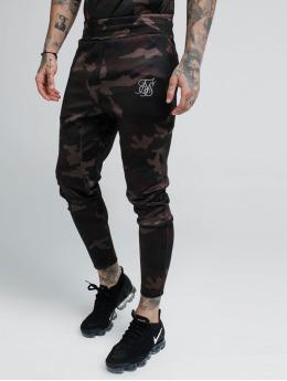 Sik Silk Спортивные брюки Athlete камуфляж