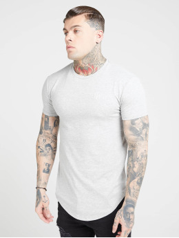 Sik Silk Camiseta Core Gym gris