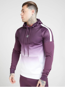 Sik Silk Hoodies Vapour Hybrid Sleeve Tape  fialový