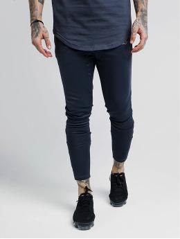 Sik Silk Jogging kalhoty Reflective Sprint čern