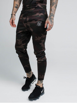 Sik Silk Joggingbyxor Athlete kamouflage