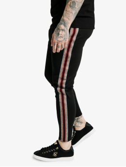 Sik Silk Jogginghose Athlete schwarz