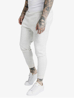 Sik Silk Jogginghose Agility Textured Tape  weiß