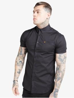 Sik Silk Koszule Smart  czarny