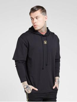 Sik Silk Longsleeve Essential Undergarment Cuff  black