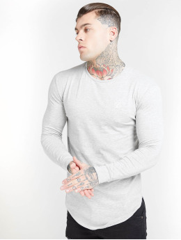 Sik Silk Longsleeve Core Gym gray