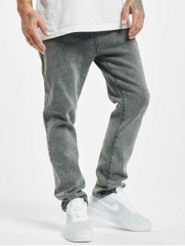 Sik Silk Loose fit jeans Steve Aoki zwart