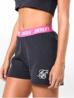 Sik Silk Pantalón cortos Gym gris