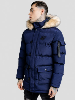 Sik Silk Parka Puff blue