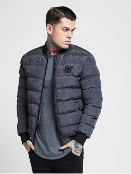 Sik Silk Puffer Jacket Aero grau