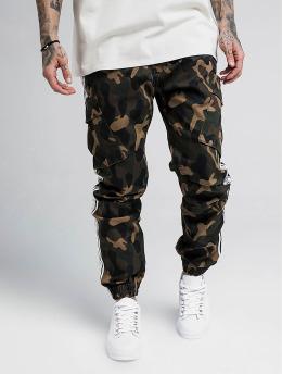 Sik Silk Reisitaskuhousut Taped Cargo camouflage