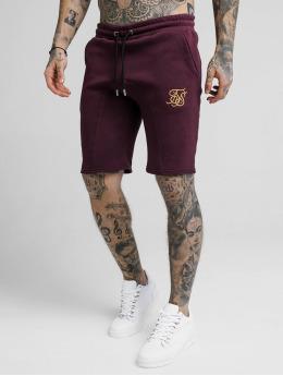 Sik Silk Short Sport Fit rouge