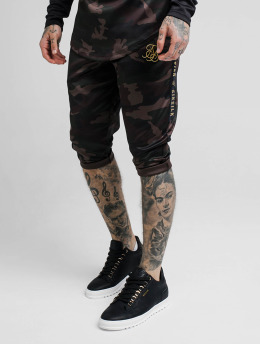Sik Silk shorts Camo Fade Performance camouflage