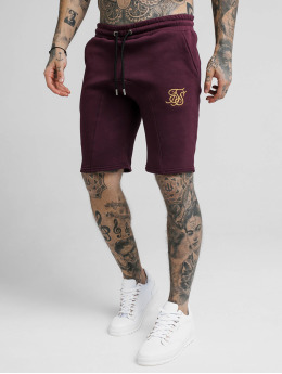 Sik Silk Shorts Sport Fit rosso