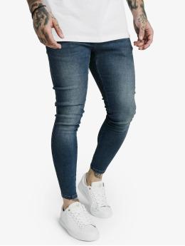 Sik Silk Skinny Jeans Skinny  blau