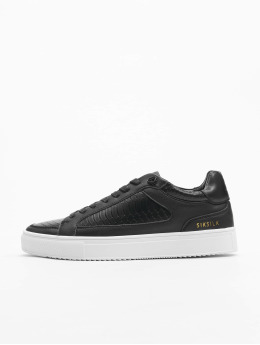 Sik Silk Sneakers Ghost Anaconda czarny