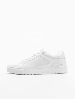 Sik Silk Sneakers Ghost Anaconda white