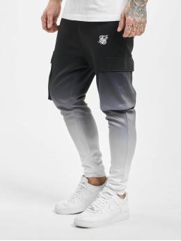 Sik Silk Spodnie do joggingu Poly Athlete czarny