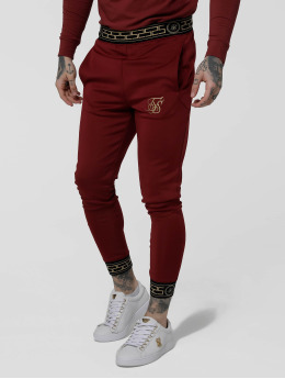 Sik Silk Spodnie do joggingu Agility  czerwony