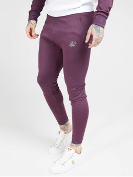 Sik Silk Spodnie do joggingu Evo Hybrid fioletowy