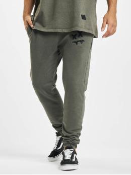 Sik Silk Spodnie do joggingu X Steve Aok szary