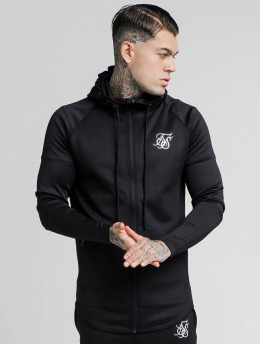 Sik Silk Sweat capuche Rose Racer noir